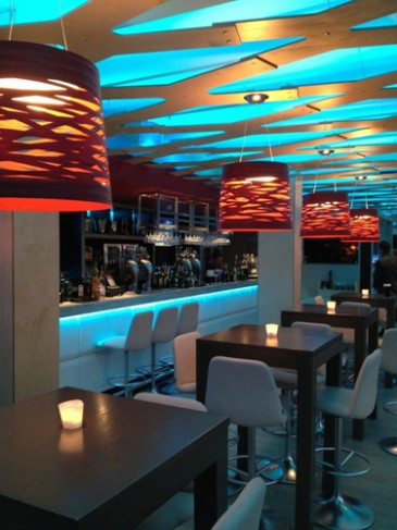 Fit out for Apres Bar, Birmingham