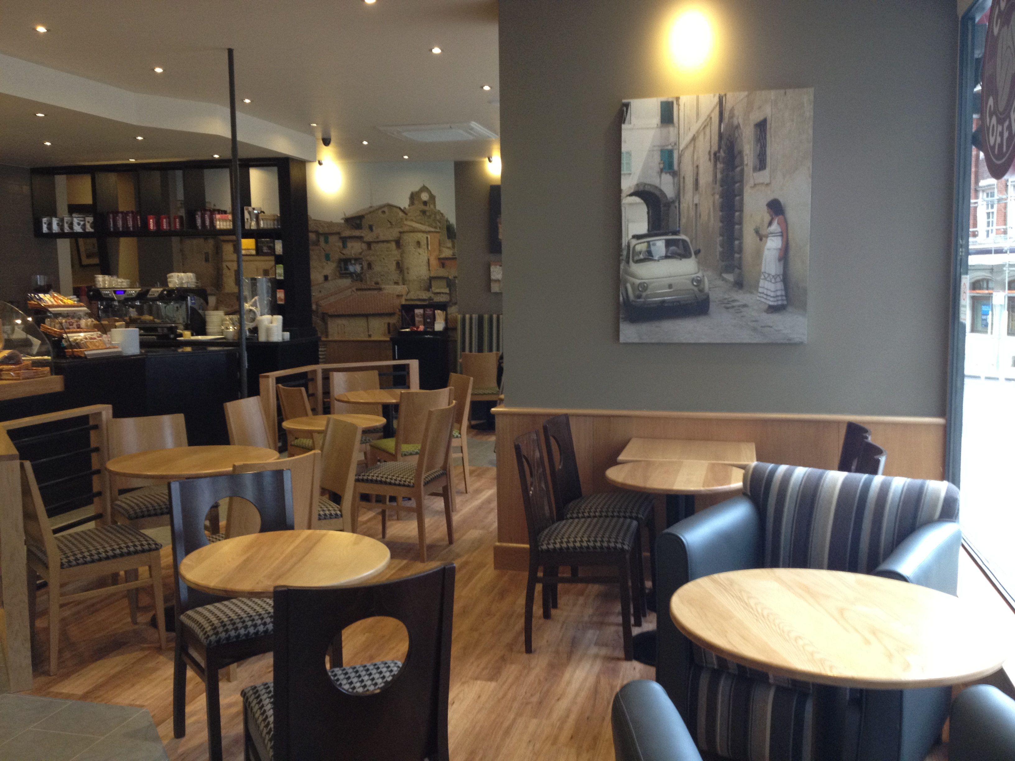 Jephsons shopfitters uk interior fitout