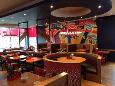 Food Retail Interior Fit Out Refurbishment
