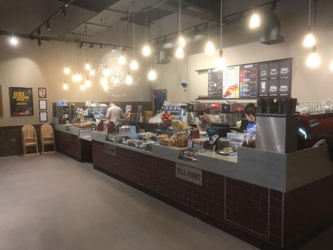 Shopfitter For Food Retail Shopfitting For Restaurants