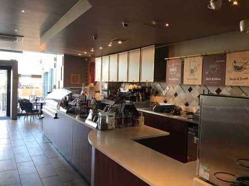 Costa Coffee Store Of The Future Opens In Merry Hill